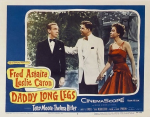 Poster - Daddy Long Legs (1955)_06