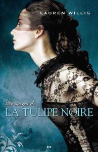 Masque Tulipe Noire